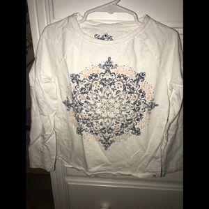 Girls Lucky Brand Shirt